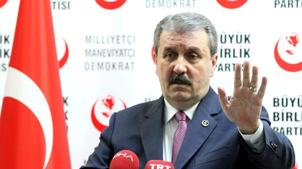 Son dakika | Büyük Birlik Partisi 'Cumhur İttifakı'nı destekleme kararı aldı