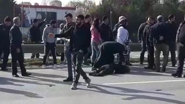 Kazada ağır yaralandı, kızının çalıştığı hastanede öldü