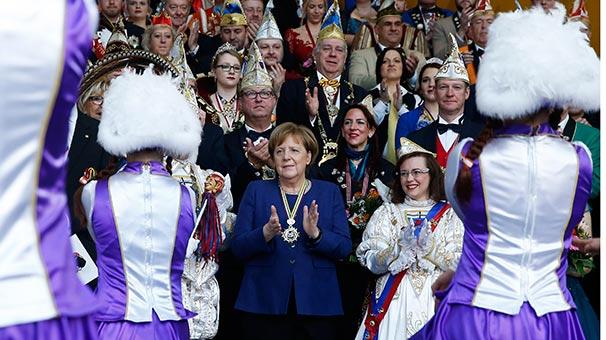 Almanya'da karnaval haftası