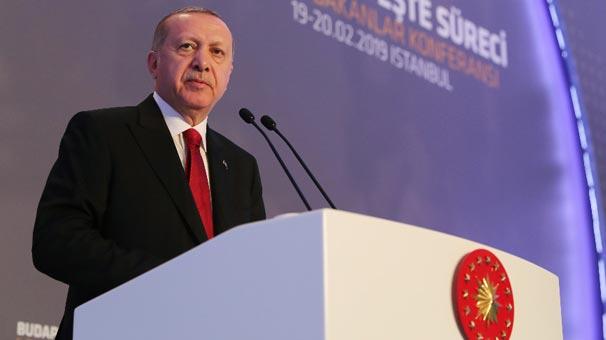 Cumhurbaşkanı Erdoğan, 'kimse gücenmesin, açık ve net söylüyorum' dedi ve açıkladı...