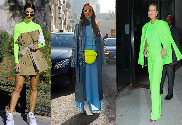 Moda dünyasını yeniden etkisi altına alan renk: Neon