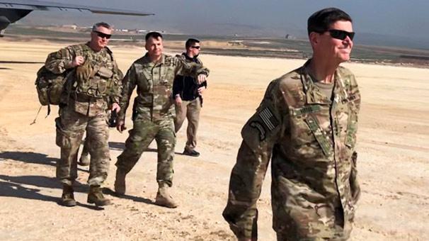 Son dakika... Çekilme Irak üzerinden!