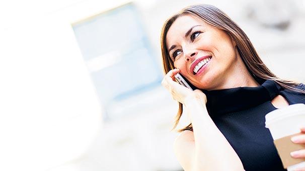 Telefon bankacılığında yüksek güvenlik devri