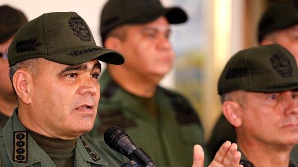 Venezuela'dan çok sert açıklama: Cesetlerimizi çiğnemeleri gerekecek