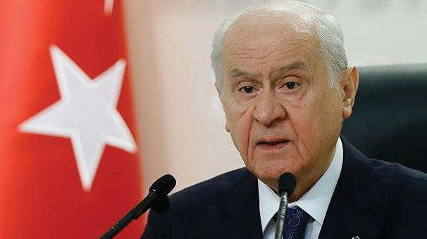 Son dakika... MHP lideri Bahçeli: Böyle bir miting İstanbul'da 'Yıldırım' gibi çakar