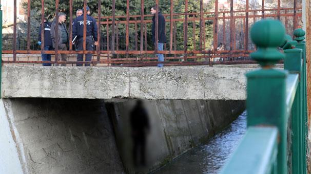 Üniversiteli gencin korkunç sonu... Köprüde görenler gözlerine inanamadı