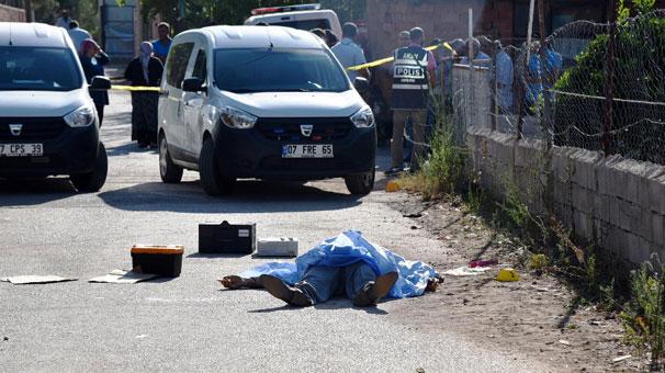 Cinayetten yargılanırken öldürüldü! Dosyası kapandı…