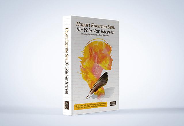 Hayatta kaçırılan anlar kitap oldu, geliri Kasder'e bağışlandı