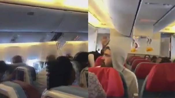 Son dakika: THY'den türbülansa giren uçakla ilgili ilk açıklama!