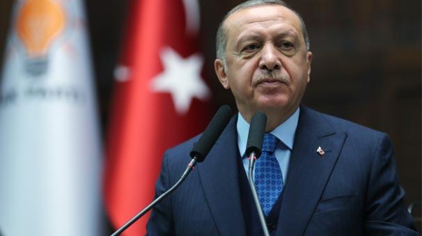 Cumhurbaşkanı Erdoğan'dan Twitter paylaşımı