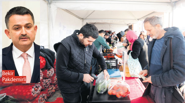 'Patates ithalatı tedbir amaçlı'