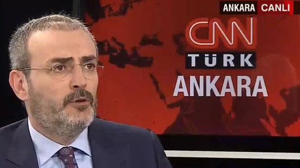 AK Partili Ünal'dan Mansur Yavaş açıklaması: Biz olayın ahlak tarafındayız