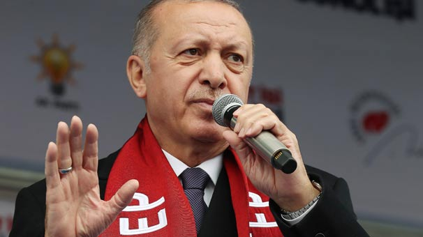 Cumhurbaşkanı Erdoğan:  Her yerin bomba olsa ne yazar! Ahlaksız, alçak, sen kolayı seçtin