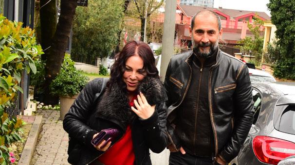 Şenay Gürler panikledi