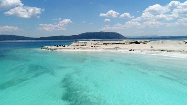 Salda Gölü ve çevresi ile Karaburun-Ildır Körfezi 'Özel Çevre Koruma Bölgesi' ilan edildi