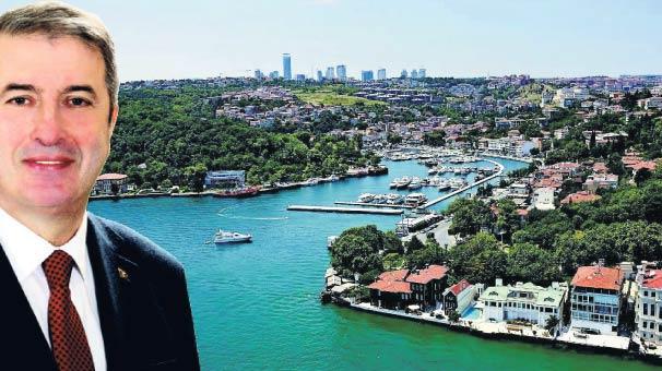 İstanbul'un kalbi Sarıyer'de atacak