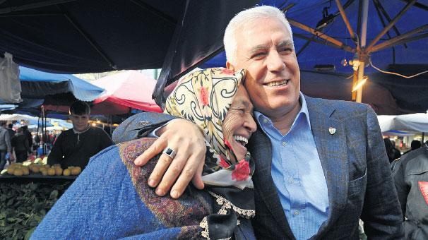 'Bu kez bütün <br> Bursa'ya talibiz'