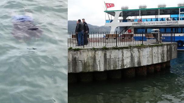 Denizde can pazarı... 15 dakika suda kaldı, yardımdan önce kocası geldi!