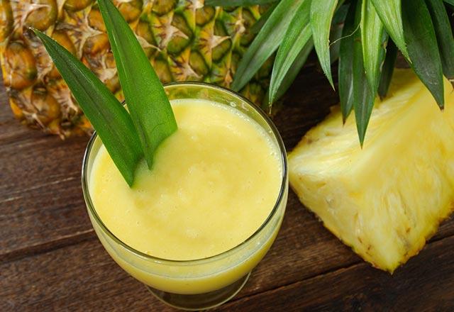Düzenli olarak ananas suyu içmenin faydaları