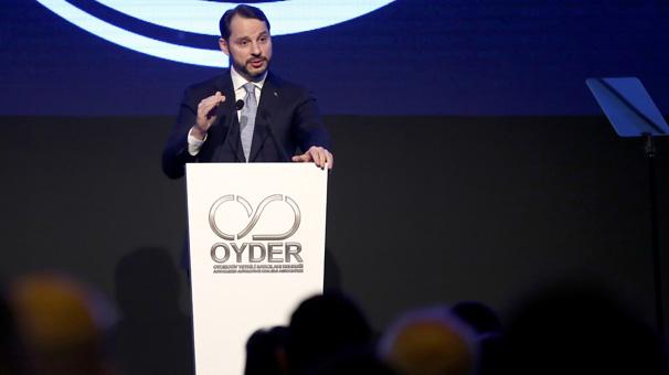 Son dakika... Bakan Albayrak: Türkiye birilerini üzmeye devam ediyor...