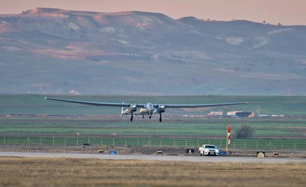 İşte yeni yerli insansız hava aracı!