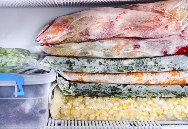 Dondurulmuş gıdaların beklenmedik yan etkileri