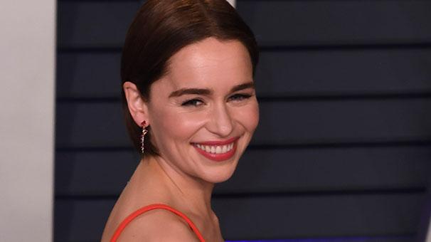 Emilia Clarke'tan hayranlarını şoke eden itiraf!