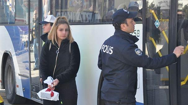 Otobüsteki taciz iddiasında yeni gelişme