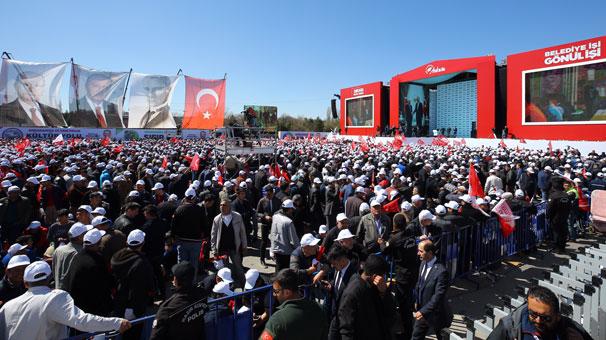 Ankara'da tarihi gün! Dakikalar kaldı...