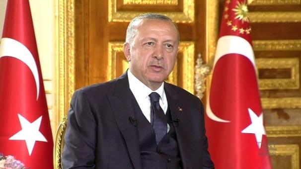 Cumhurbaşkanı Erdoğan'dan 'Ayasofya' açıklaması: Camii olarak...