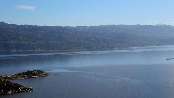 Ege'de 5 barajda doluluk yüzde 100