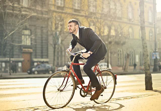 İşe bisikletle gitmenin yararları