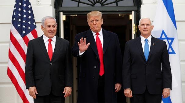 Golan'da İsrail işgali! Trump skandal kararı imzaladı...