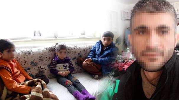 3 çocuğunun annesini, sokak ortasında 3 kurşunla öldürdü