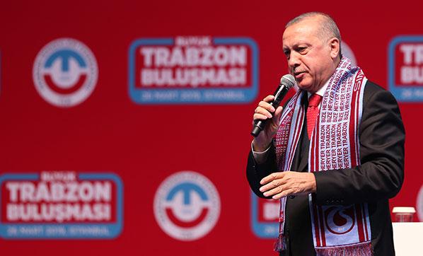 Cumhurbaşkanı Erdoğan: Ayasofya'yı cami ismiyle müsemma hale getiririz