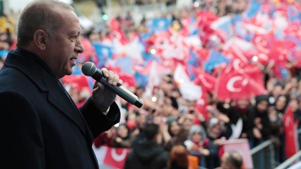 Cumhurbaşkanı Erdoğan: Van'dan ilan ediyorum; bir daha hiçbir güç...