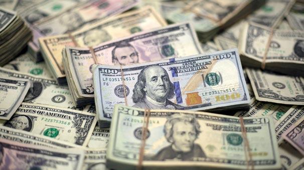 Dolar Türk Lirası karşısında erimeye devam ediyor