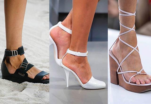 2019 İlkbahar/yaz sezonunun favori 10 ayakkabı trendi