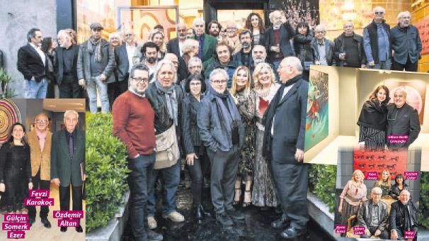 Türk sanatının gurur buluşması
