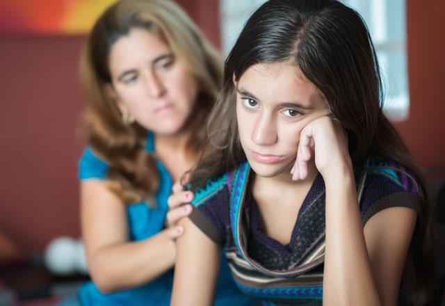 Kızı ilk kez regl olan anneler için öneriler