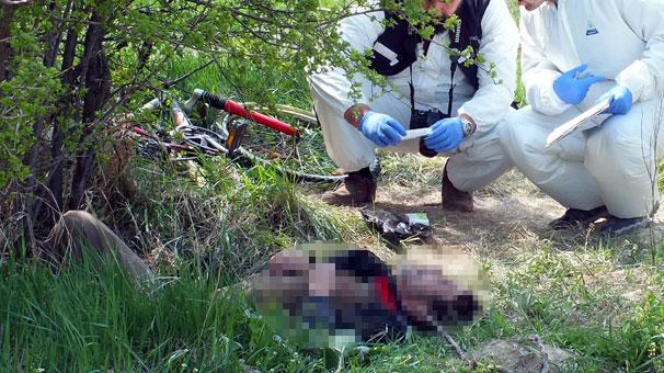 10 gündür kayıptı, cesedi yol kenarında bulundu