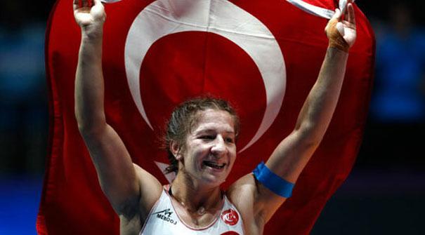 2019 Avrupa Güreş Şampiyonası'nda altın madalya kazanan kadın güreşçimiz kimdir? 15 Nisan kopya sorusu