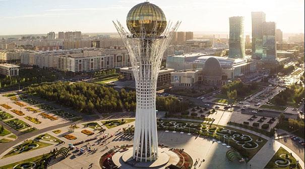 Başkenti Astana olan ülke hangisidir?