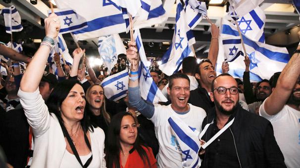 Mavi-Beyaz, Netanyahu'ya koalisyon kapısını kapattı
