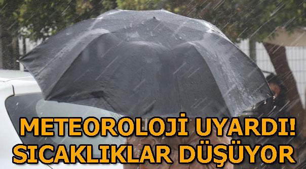 Sıcaklıklar düşüyor! İstanbul'da bugün hava nasıl olacak?