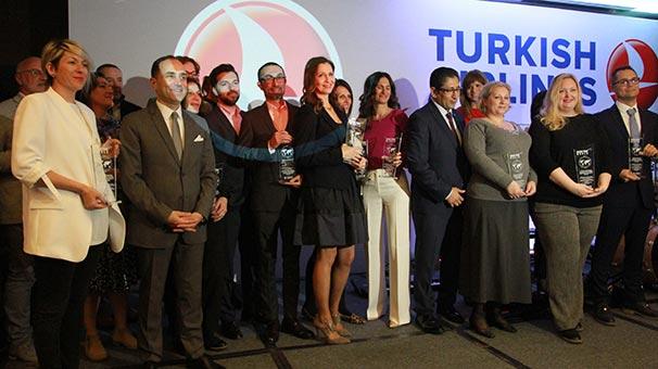 THY'den Sırbistan'ın başarılı seyahat acentelerine ödül