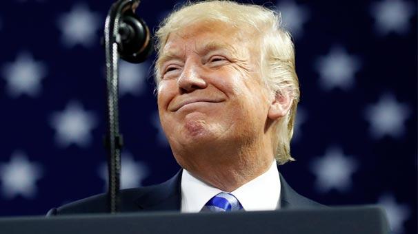 Trump'ın ilk Cumhuriyetçi rakibi belli oldu
