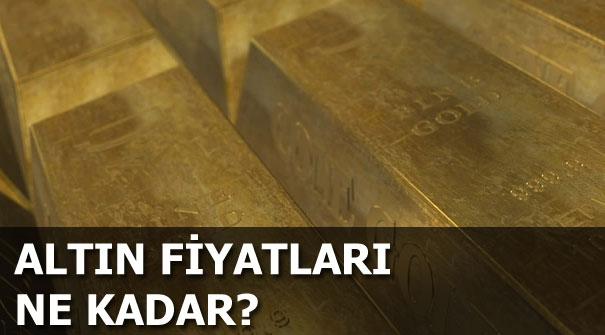 Altın fiyatları bugün <br>ne kadar?