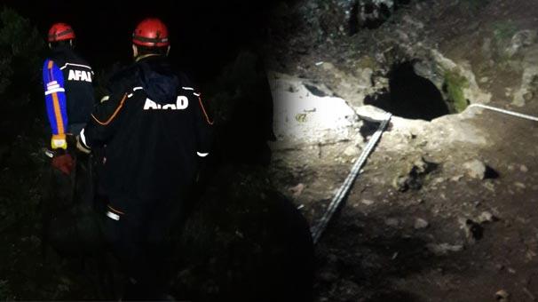 Son dakika | Bursa'da mağarada can pazarı