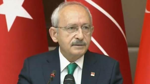 Son dakika... CHP lideri Kılıçdaroğlu'ndan seçim açıklaması
